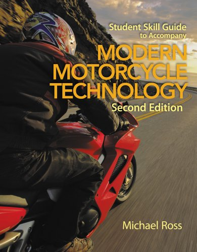 Modern Motorcycle Technology  2nd 2013 edition cover