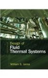 Design of Fluid Thermal Systems  4th 2015 edition cover