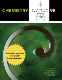 Chemistry and Chemical Reactivity  9th 2015 edition cover