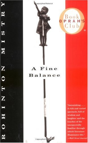 Fine Balance   1995 9781400030651 Front Cover
