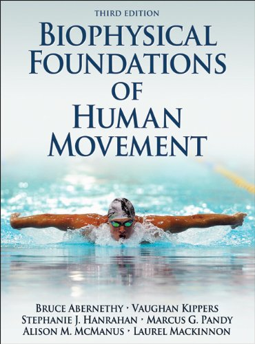 Biophysical Foundations of Human Movement-3rd Edition  3rd 2013 edition cover