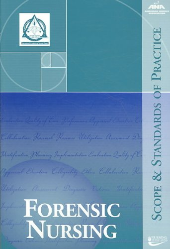 Forensic Nursing : Scope and Standards of Practice  2009 edition cover