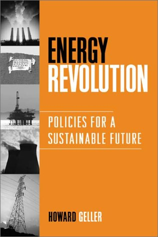 Energy Revolution Policies for a Sustainable Future  2002 edition cover
