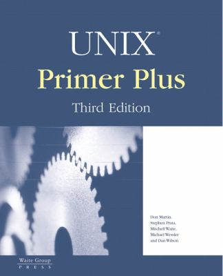 UNIX Primer Plus  3rd 1999 (Revised) 9781571691651 Front Cover