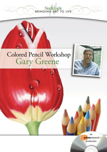Colored Pencil Workshop:  2008 edition cover