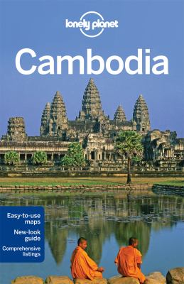CAMBODIA  8th 2012 (Revised) edition cover