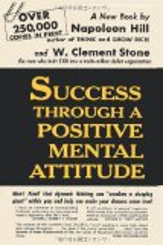 Success Through a Positive Mental Attitude   2013 edition cover