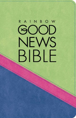 Rainbow Good News Bible  2007 9780007257652 Front Cover