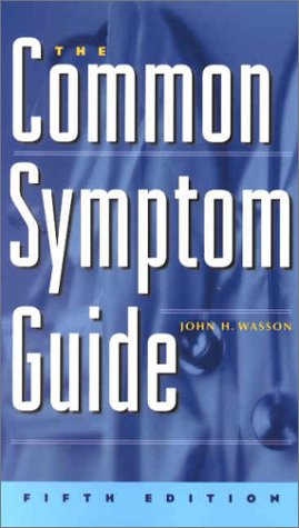 Common Symptom Guide  5th 2002 (Revised) 9780071377652 Front Cover