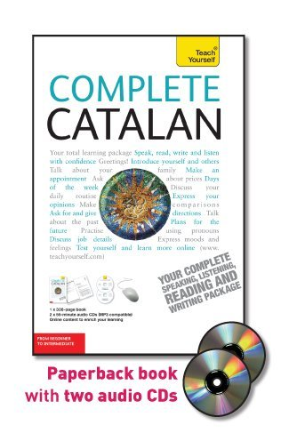 Complete Catalan  3rd 2011 edition cover
