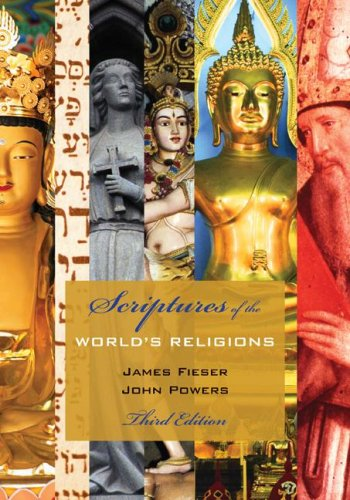 Scriptures of the World's Religions  3rd 2008 edition cover
