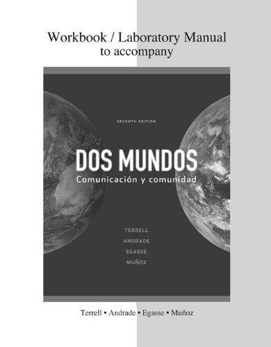 Dos Mundos  7th 2010 edition cover