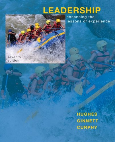 Leadership Enhancing the Lessons of Experience 7th 2012 edition cover