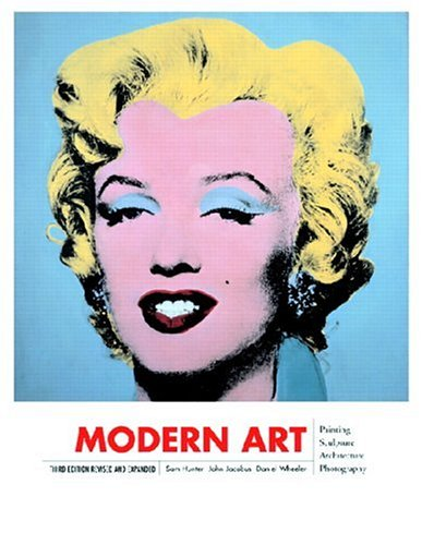 Modern Art  3rd 2005 (Revised) edition cover