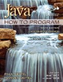 Java How to Program (late Objects)  10th 2015 9780132575652 Front Cover