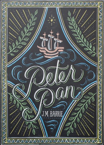 Peter Pan   2013 edition cover
