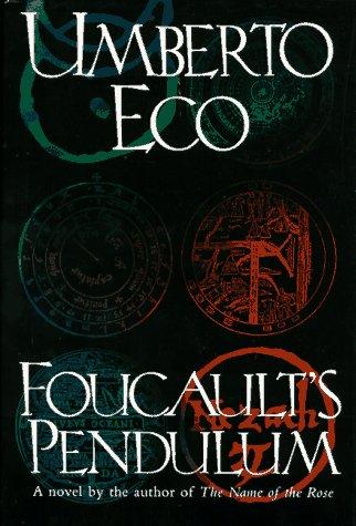 Pendolo Di Foucault   1989 edition cover
