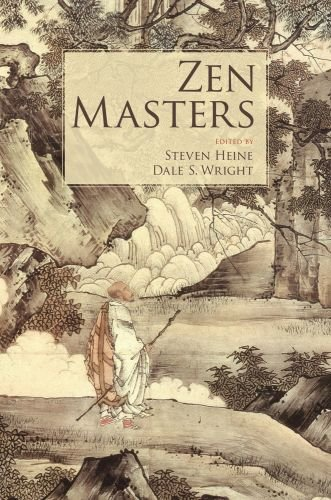 Zen Masters   2010 edition cover