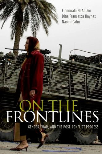 On the Frontlines Gender, War, and the Post-Conflict Process  2012 edition cover