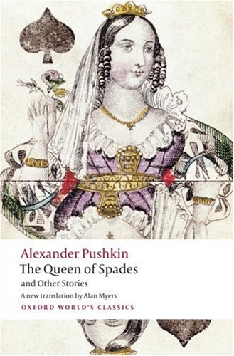Queen of Spades and Other Stories   2009 edition cover
