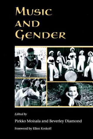 Music and Gender   2000 edition cover