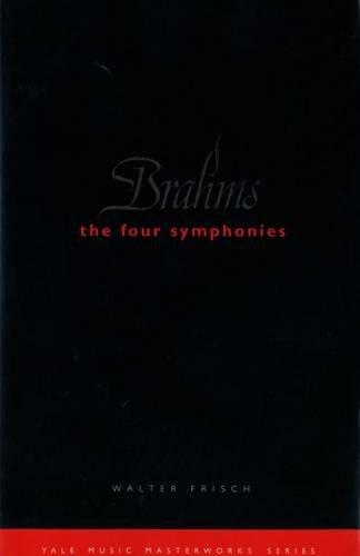 Brahms The Four Symphonies  2004 edition cover