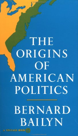 Origins of American Politics  N/A edition cover