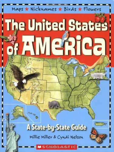 United States of America A State-by-State Guide N/A edition cover