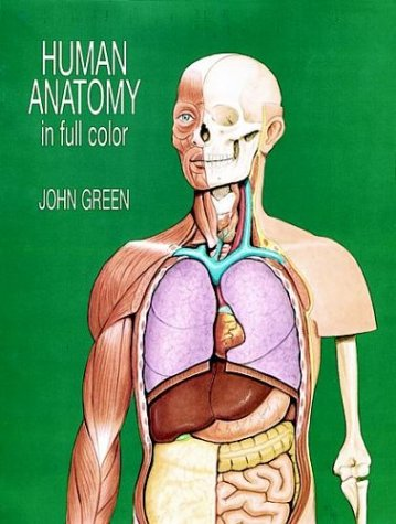 Human Anatomy in Full Color   1996 edition cover