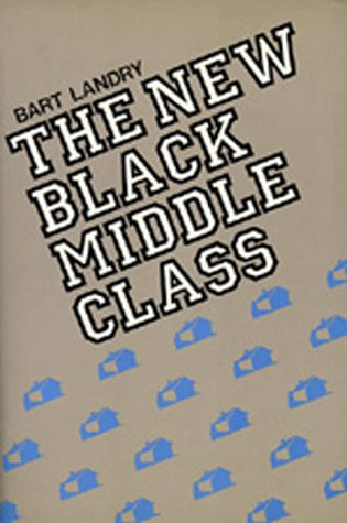 New Black Middle Class   1987 (Reprint) edition cover