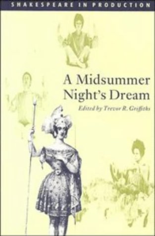 Midsummer Night's Dream   1996 9780521575652 Front Cover