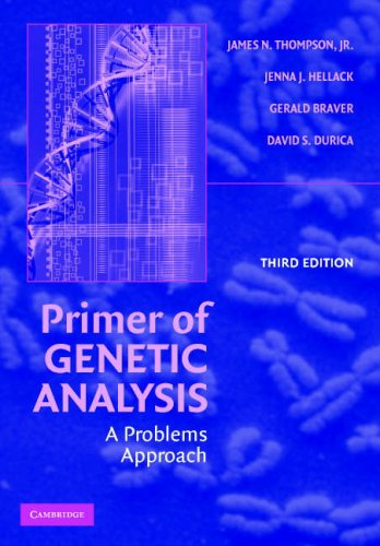 Primer of Genetic Analysis A Problems Approach 3rd 2005 (Revised) edition cover