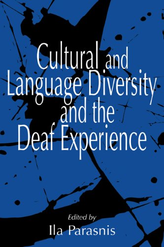 Cultural and Language Diversity and the Deaf Experience   1998 edition cover