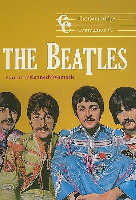 Cambridge Companion to the Beatles   2009 9780521869652 Front Cover