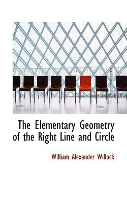 The Elementary Geometry of the Right Line and Circle:   2008 edition cover