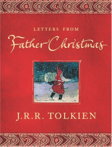 Letters from Father Christmas   2004 edition cover