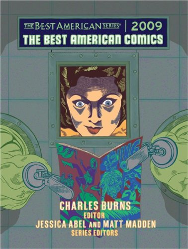 Best American Comics 2009  N/A edition cover