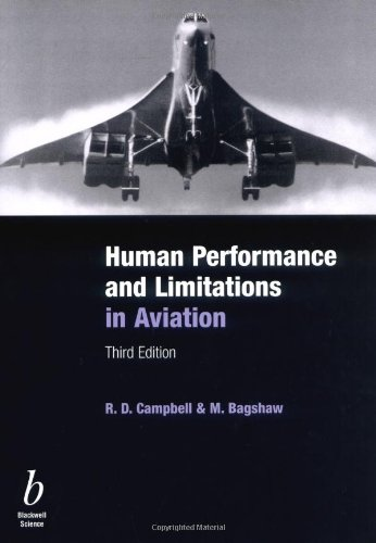 Human Performance and Limitations in Aviation  3rd 2002 (Revised) edition cover
