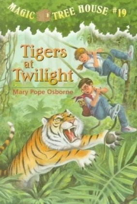 Tigers at Twilight   1999 edition cover