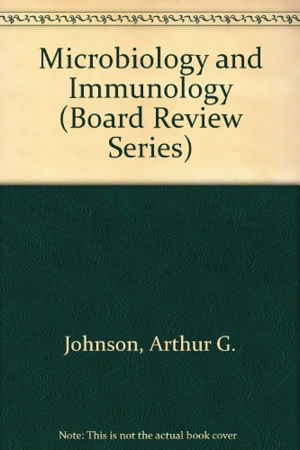 Microbiology and Immunology 2nd 1995 (Revised) 9780683044652 Front Cover