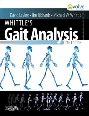 Whittle's Gait Analysis  5th 2012 edition cover