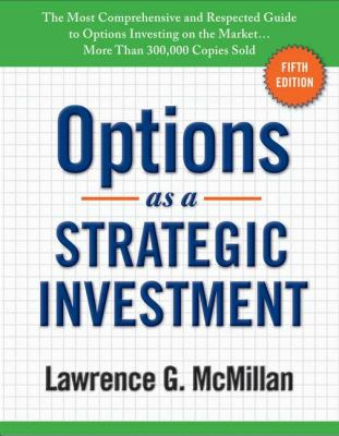 Options as a Strategic Investment  5th edition cover