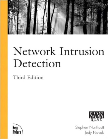 Network Intrusion Detection An Analyst's Handbook 3rd 2003 (Revised) edition cover