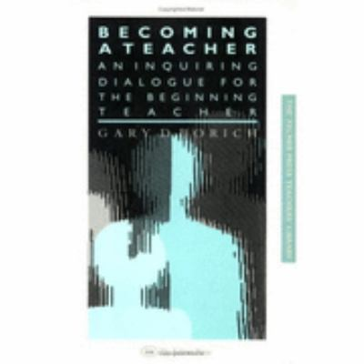 Becoming a Teacher   1995 9780750702652 Front Cover