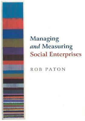 Managing and Measuring Social Enterprises   2003 edition cover