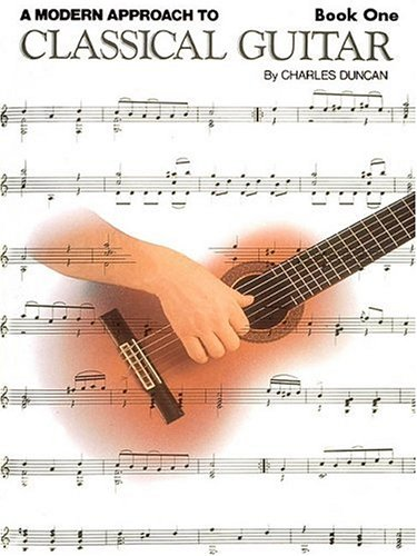 Modern Approach to Classical Guitar  2nd (Revised) 9780793570652 Front Cover