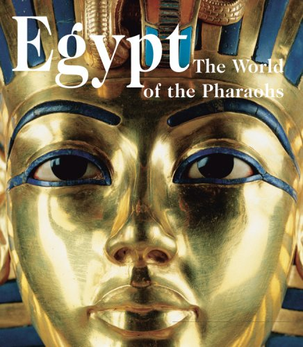Egypt : The World of the Pharaohs N/A edition cover