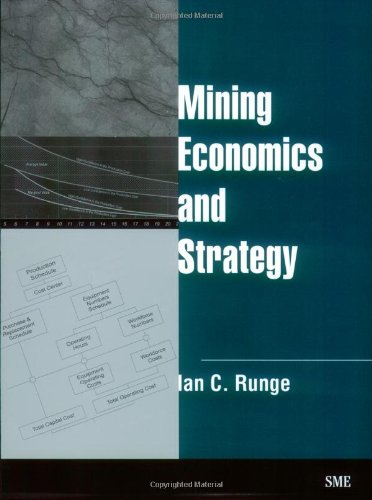 Mining Economics and Strategy   1998 edition cover