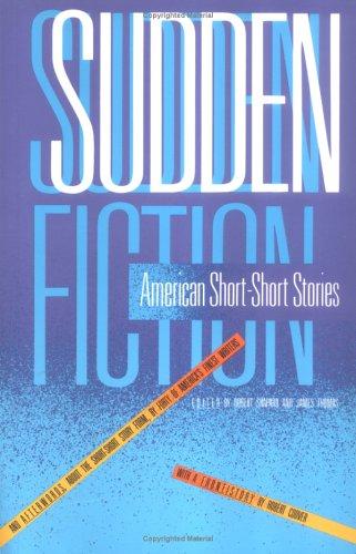 Sudden Fiction American Short-Short Stories Reprint edition cover