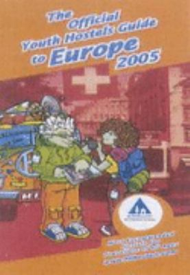 Official Youth Hostels Guide To The Americas, Africa, Asia & The Pacific 2005:   2004 edition cover